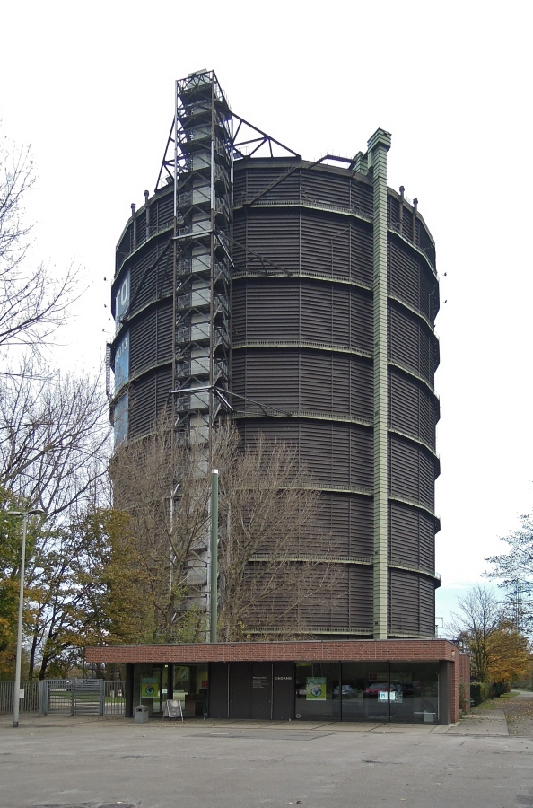 Oberhausen - Gasometer (Big Air Package) - foto: Jan Zikmund