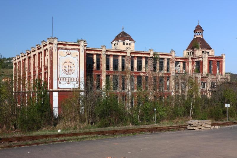 02 Demolice přádelny bavlny Bratři Grohmannové (foto Martin Vonka, 24. 2. 2014)