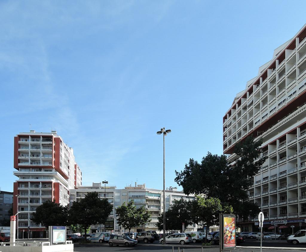 docomomo Lisboa – VáVá komplex (foto Jan Zikmund, 2016)