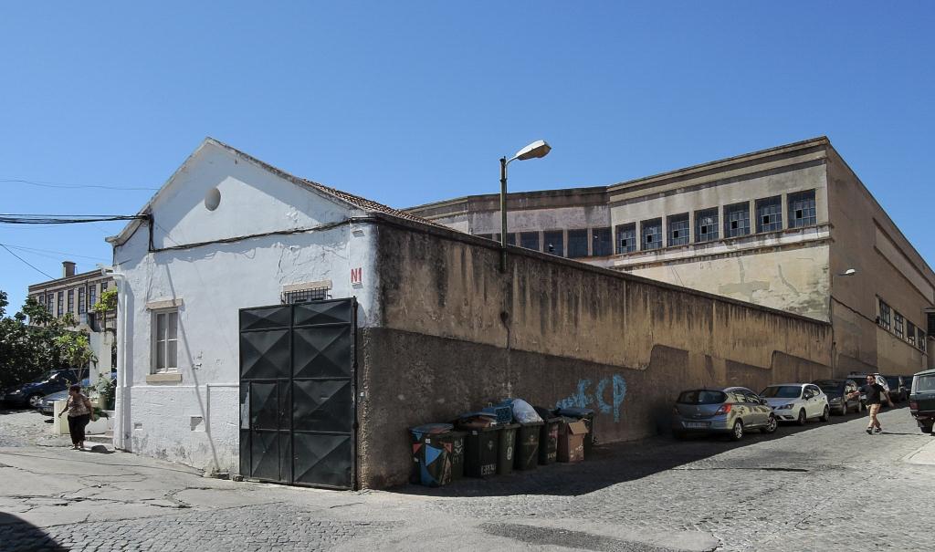 docomomo Lisboa – lisabonský industriál, 8CCGPVRW+V6 (foto Jan Zikmund, 2016)
