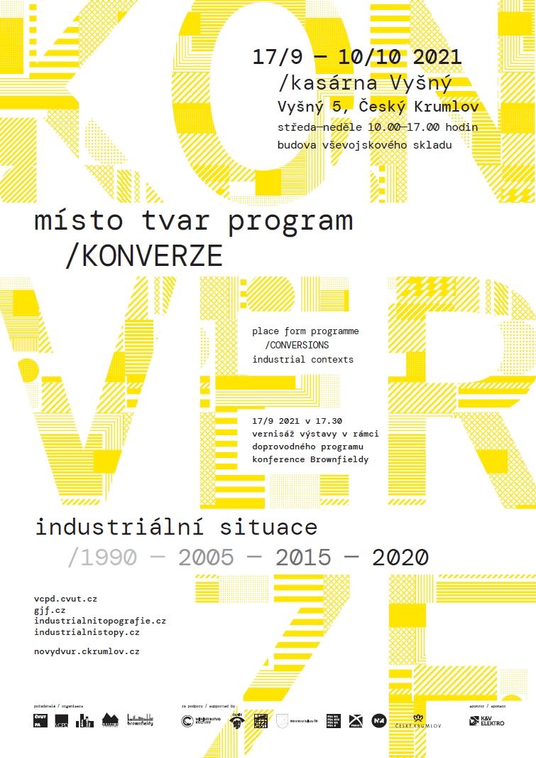 vystava_misto_tvar_program-architektura_konverzi-cesky_krumlov-plakat